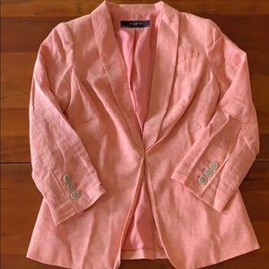 The Limited Linen Blazer